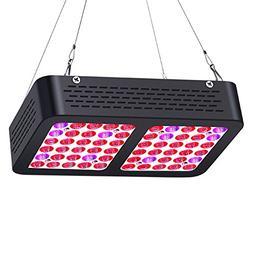 LED Grow Light 300W, AEJSLOK Reflector Plant Grow Light Full