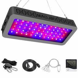 grow light 600w led full spectrum indoor