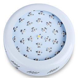 Wotefusi LED Grow Light 300w AC85~264V Full Spectrum Hydropo