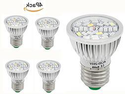JKLcom LED Grow Light Bulb 28W Full Spectrum Grow Lights for