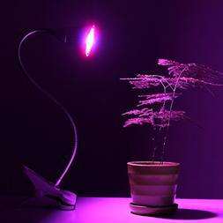 Atopsun LED Grow Light 30W Clip Desk Lamp Full Spectrum with