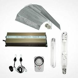 Hydro Crunch 600W Grow Light Digital Dimmable HPS System for