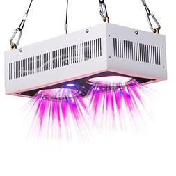 RECORDCENT LED Grow Light Dimmable Full Spectrum Heavy COB R