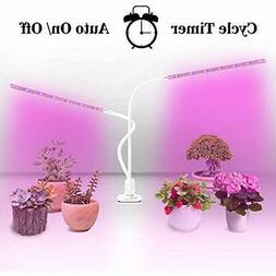 Grow Light Growing Fixtures For Indoor Plants, Timing Functi