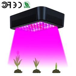 LED Grow Light 300 Watt Hydroponics System,Full Spectrum Gre