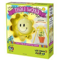 Creativity for Kids GROW Light Kit - LED Grow Light, Mimics