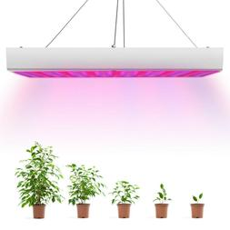 Deckey 225LED Grow Light, Hanging Full Spectrum Plant Grow L