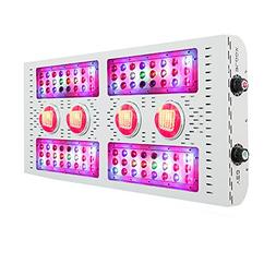 LED Grow Light Full Spectrum for Indoor Plants Veg and Flowe