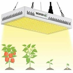 YGROW LED Grow Light Full Spectrum 600W,Reflector-Series Pla