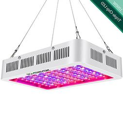 1000w LED Grow Light with Bloom and Veg Switch,Yehsence  Tri