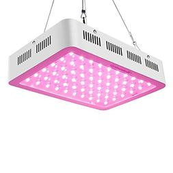 Roleadro LED Grow Light 300W Full Spectrum 5W Series Plant L