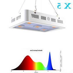 LED Grow Light 1500W White Full Spectrum Ir UV 380-850nm Gro