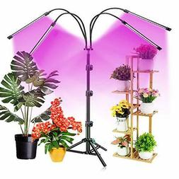 Grow Light with Stand, 80 LED Floor Standing Plant Growing L
