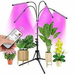 Grow Light with Stand,  Floor Grow Lights for Indoor Plants,