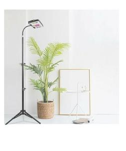 Grow Light with Stand, LBW Full Spectrum 150W LED Floor Plan