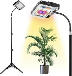 Grow Light with Stand,  Full Spectrum 150W LED Floor Plant L
