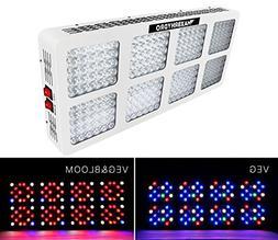 2400W LED Grow Lights 12-Band Full Spectrum Plant Growing Li