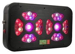 LED Grow Lights Full Spectrum with UV and IR, 480 Watts OSRA