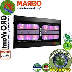 LED Grow Lights Full Spectrum with UV & IR, 800 Watts OSRAM
