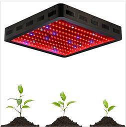 GOWE Top Led Grow Lights 1200W Full Spectrum LED Grow Light