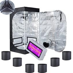 TopoLite Grow Tent Complete Kit Hydroponics Growing System 2