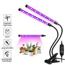 Growing Lamp for Indoor House Plants and Garden, 20W Plant L