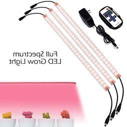 Hard LED Grow Light Strip with Full Spectrum LEDs, 36W IP65