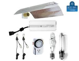 Horticulture 400 Watt MH HPS Grow Light System Set Kit for P