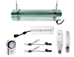 Horticulture 600 Watt MH HPS Grow Light System Set Kit for P