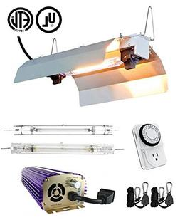 SPL Horticulture 600 Watt Grow Light Digital Dimmable HPS MH