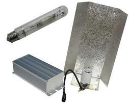 600W HPS Digital Ballast, Bulb and Economy Reflector Combo-