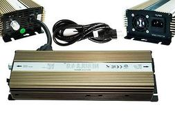 Hydro Crunch 400W HPS MH Digital Dimmable Ballast for Grow L