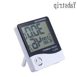 Yabstrip Humidity Monitor with Indoor <font><b>Thermometer</