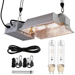 BloomGrow Hydroponic CMH 315W 120/240V Grow Light Fixture 12