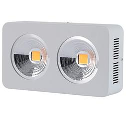 Lightimetunnel 400w Hydroponics LED Grow Light Full Spectrum