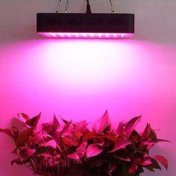 Lightimetunnel Hydroponics LED Grow Light 300W Full Spectrum