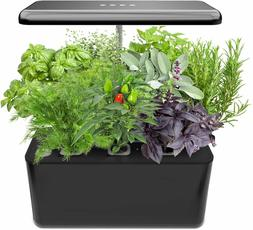 Indoor Gardening Kit Hydroponics Growing System Kit w/LED Pl