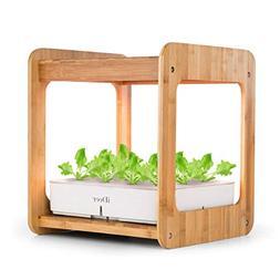 Indoor Gardening Kit Hydroponics Growing System Kit w/LED Pl