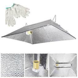 "35x29"" Indoor Grow Light Reflector Hood For 250w 400w 600w 1"