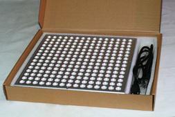 Indoor Plant Grow Light 225 LED Full Spectrum 14W Veg Herb F
