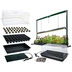 Indoor Grow Kit with Grow Light System