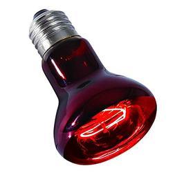Niteangel 2-Pack of 75 Watt 120-Volt Infrared Heat Spot Lamp