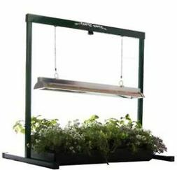HYDROFARM Jump Start 2-Feet Hydroponic Grow Light Stand for