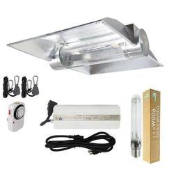 Hydro Crunch K2-B6-R08-NL01 600-Watt HPS Grow Light System 8