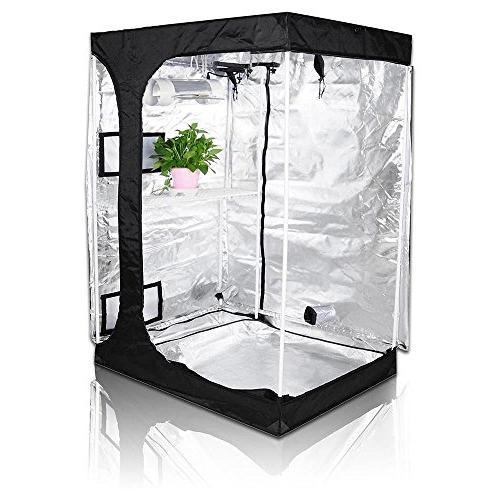 TopoGrow Indoor Tent W/2-Tiered Lodge