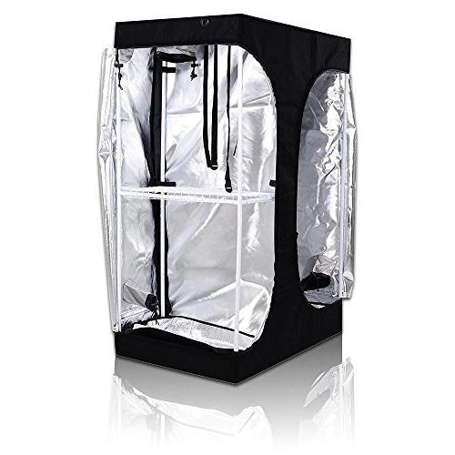 "TopoGrow Indoor Grow Germination 800W Kit Spectrum+ 2FT 24W 6500K Grow Light Kit Seed Starter +6"" Ventilation Kit"