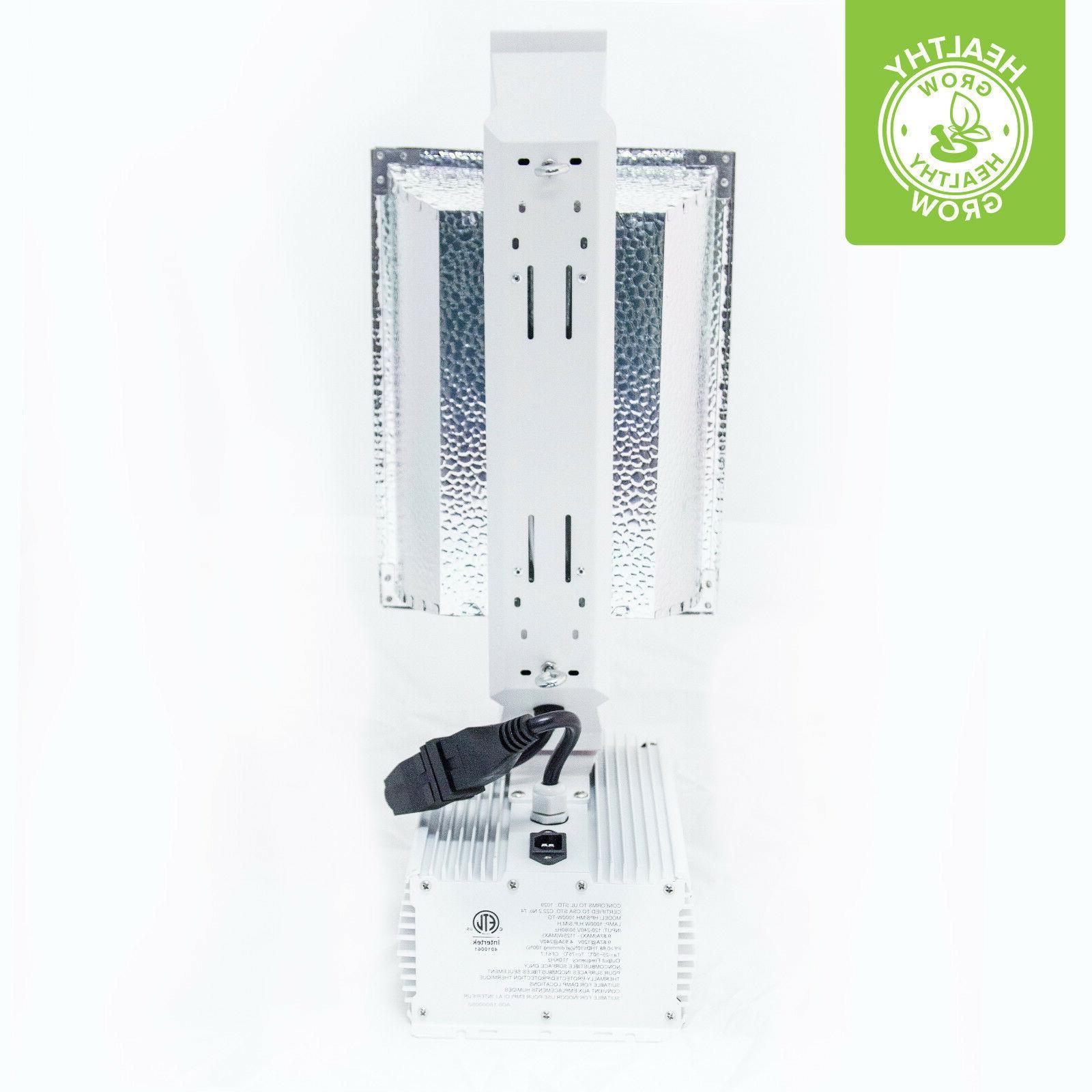 1000 HPS/ MH Light Kit Bulb Gavita Style Pro