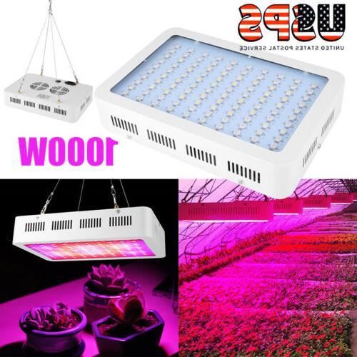 1000W Watt LED Flower Spectrum