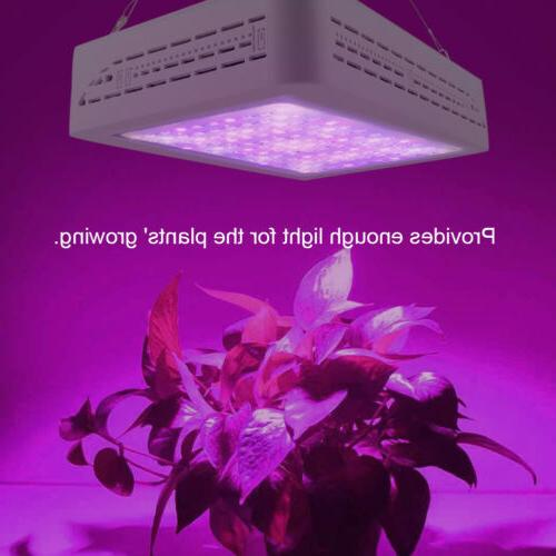 600-1200W LED Hydro Indoor Plant Bloom