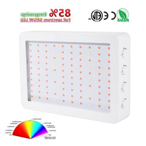 1000W/2000W LED Light Full Indoor Lamp&Panel